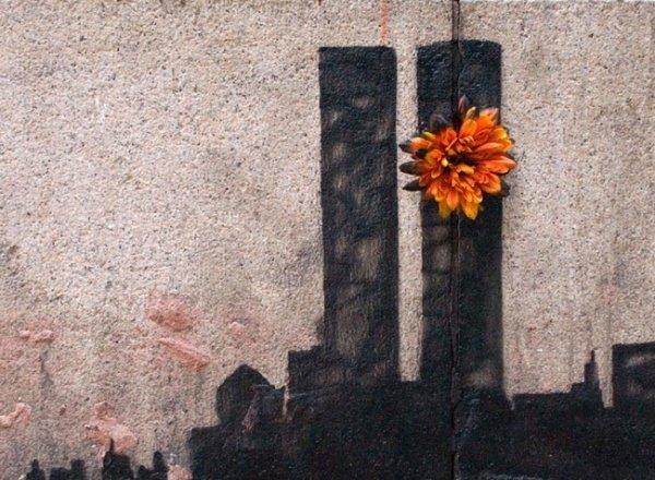 Новости в фотографиях - Шоу Бэнкси в Нью-Йорке - №12