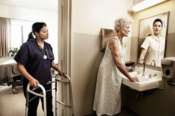 Фото пожилых людей 3