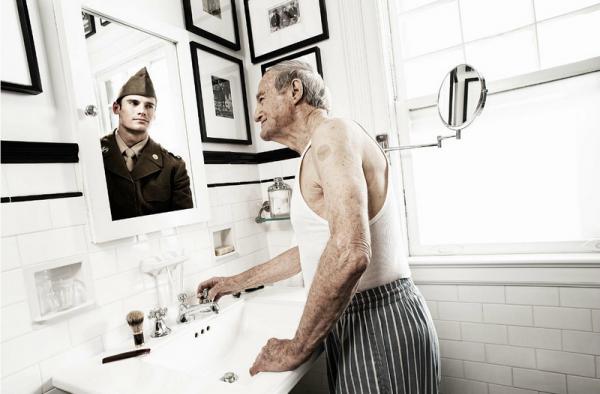 Фото пожилых людей 5