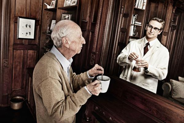 Фото пожилых людей 9