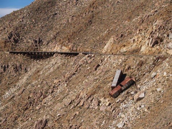 Интересные фото заброшенной старинной железной дороги - №4
