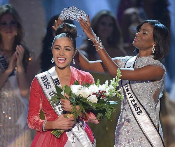 Новости в фотографиях - Любопытные факты о конкурсе «Мисс Вселенная» - №1