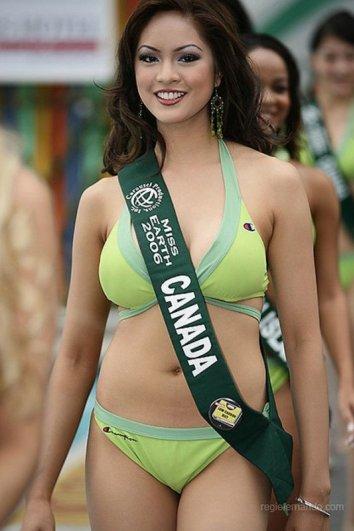 Новости в фотографиях - Любопытные факты о конкурсе «Мисс Вселенная» - №4