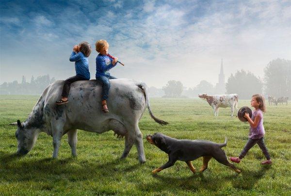 Детство в кадре - интересный фото проект - №2