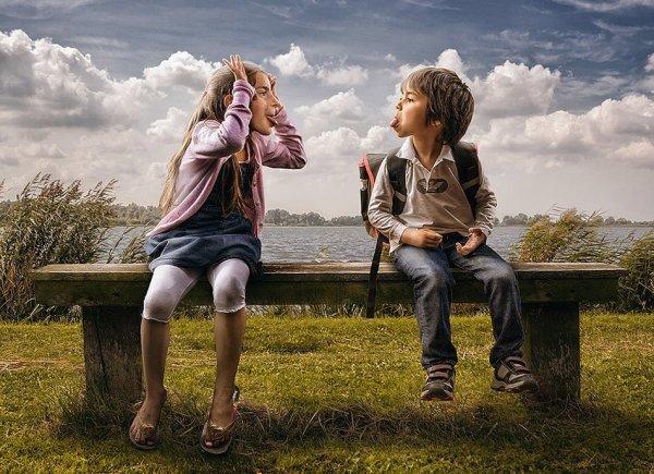 Детство в кадре - интересный фото проект - №3