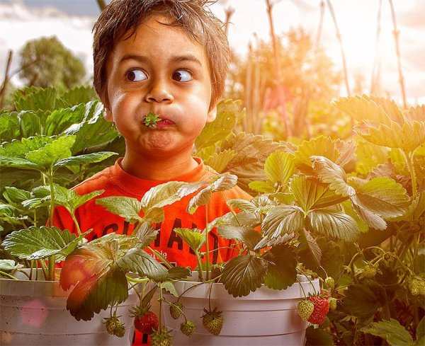 Детство в кадре - интересный фото проект - №4