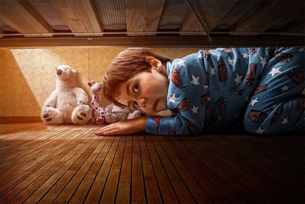 Детство в кадре - интересный фото проект - №8