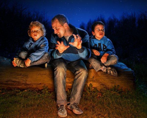 Детство в кадре - интересный фото проект - №10
