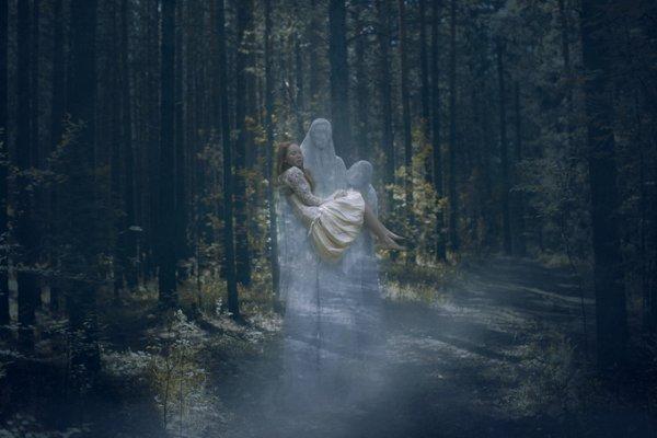 Образы из сна профессионального фотографа Катерины Плотниковой - №9
