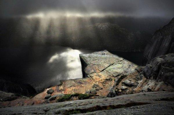 Килиан Шоенбергер. Удивительно красивые фото пейзажи - №14