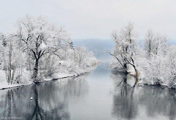 Килиан Шоенбергер. Удивительно красивые фото пейзажи - №16