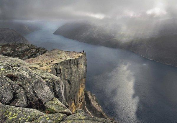 Килиан Шоенбергер. Удивительно красивые фото пейзажи - №18