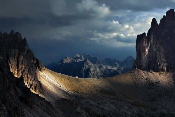 Килиан Шоенбергер. Удивительно красивые фото пейзажи - №22
