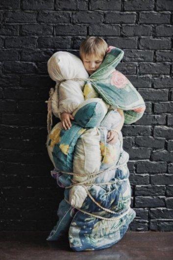 Обратная сторона материнской любви в интересном фото проекте - №4