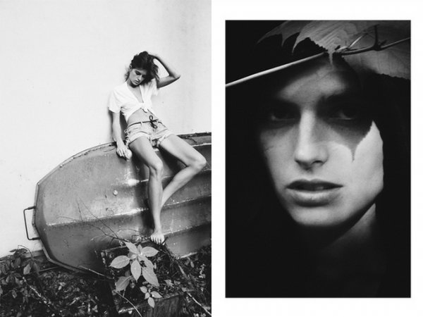 Маша Демьянова и ее модные фото карточки - №16