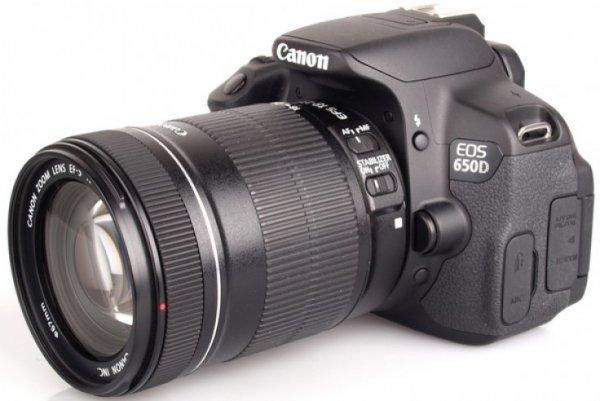 О фото технике: тест-обзор камеры Canon 650D - №1