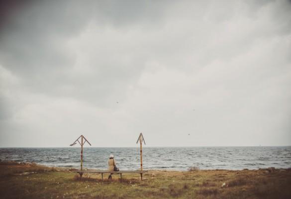 Виталий Курец (Vitali Frozen). Фото идеи в отражении людей - №2