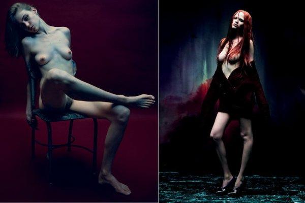 Марио Сорренти. Нестандартные модные фото, съемка селебрити - №12