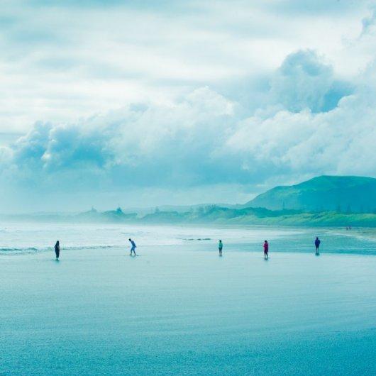 Океанские фото пейзажи Andrew Smith - №2