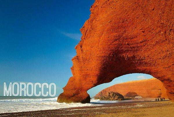 Удивительные побережья в красивых фото - №16