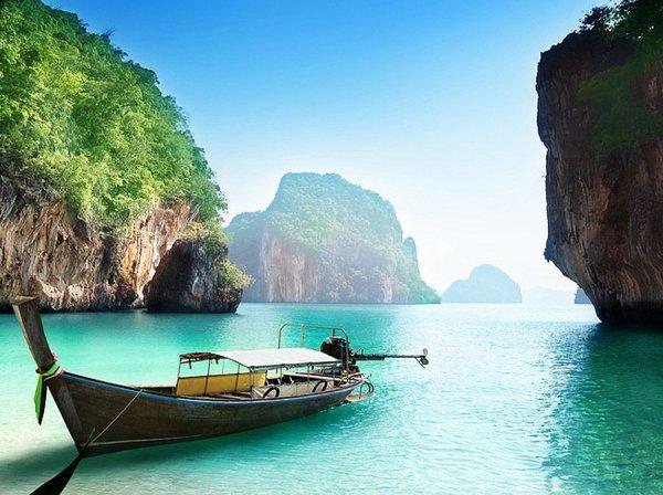 Удивительные побережья в красивых фото - №24