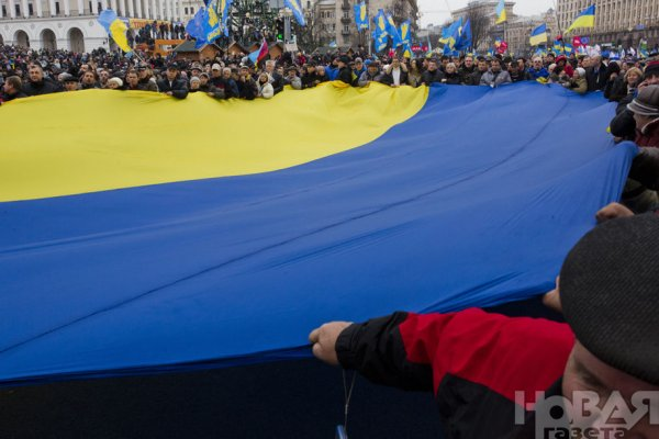 Новости в фотографиях - Украина. ЕвроМайдан 2013 - №3