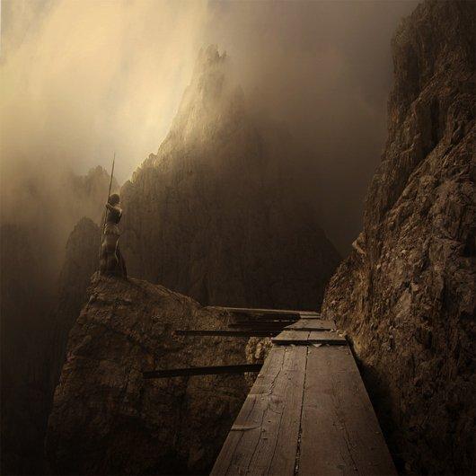 Атмосферные фото пейзажи от Томаша Зачщенюка - №15