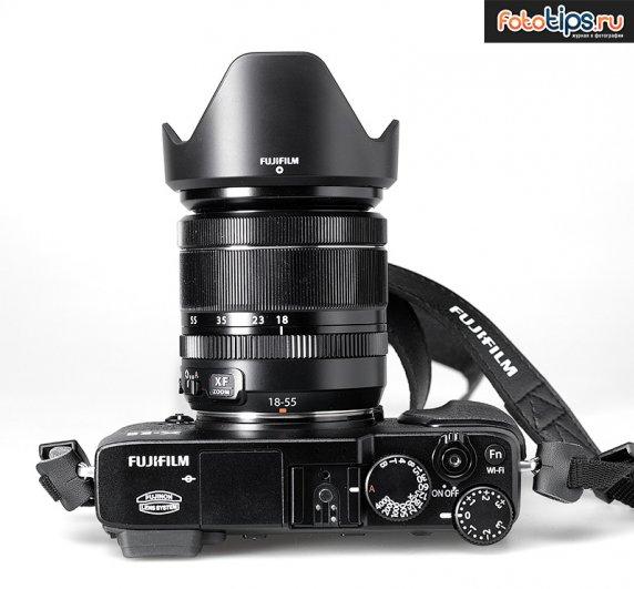 Новинки фото техники: тест-обзор Fujifilm X-E2 от Эдуарда Крафта - №8