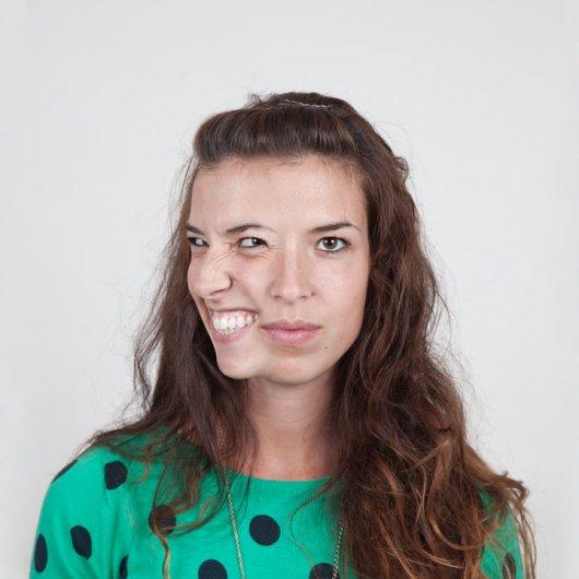 Необычные фото портреты от Ульрика Коллета - №1