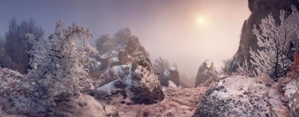 Необъятная Россия в фото пейзажах Даниила Коржонова - №1