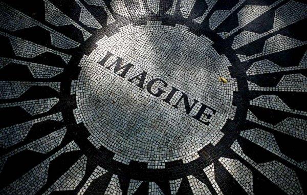 Новости в фотографиях - подборка в память о Джоне Ленноне - №27