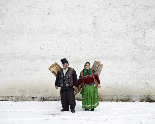 Граница между документальным и художественным фото. Tamas Dezso - №11