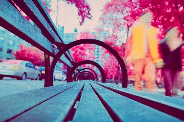 Шон Линч. Инфракрасные фото пейзажи Непала и другие работы  - №12