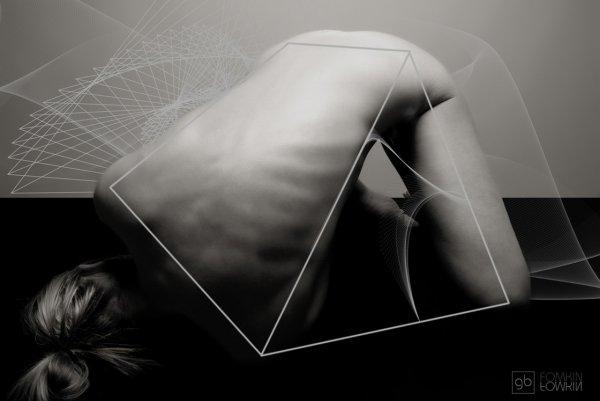 Геометрия тела в интересном фото проекте - №11