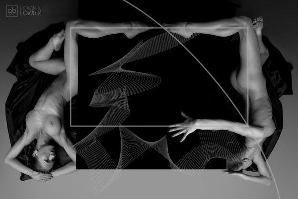 Геометрия тела в интересном фото проекте - №15