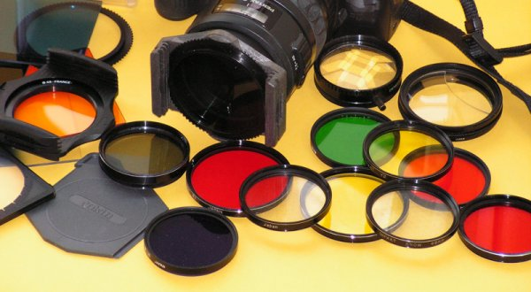 О фото технике: Основы работы с фотопленкой, ее виды - №7