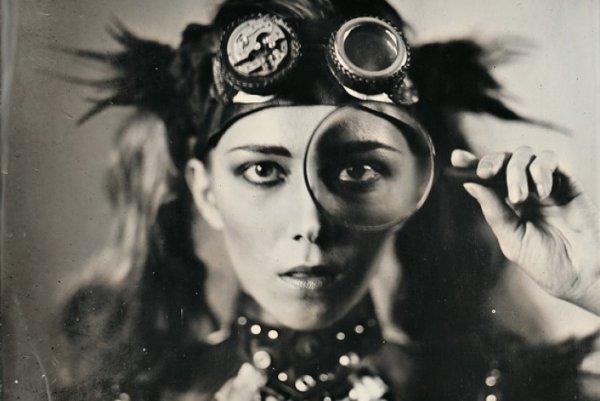 Андрей Шерстюк. Фото портреты в старинной технике амбротипии - №8