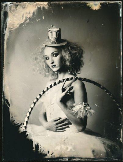 Андрей Шерстюк. Фото портреты в старинной технике амбротипии - №6