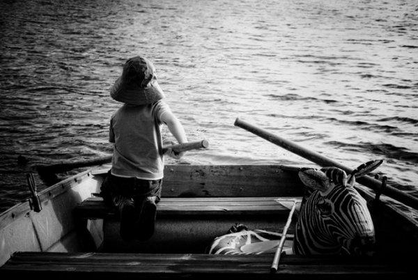 Анна Хартиг (Anna Hurtig). Необычная атмосфера в детских фото - №11