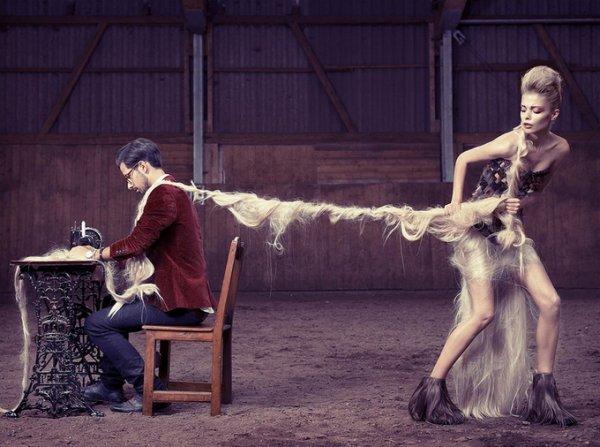 Marc & Louis - команда профессиональных фотографов в жанре фэшн - №3