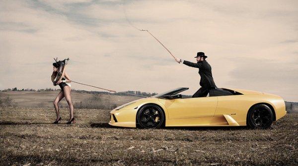 Marc & Louis - команда профессиональных фотографов в жанре фэшн - №11