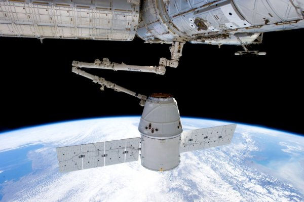 Фото история: 2013 год в Космонавтике - №3