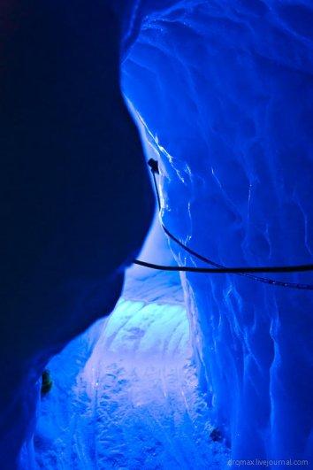 Яркие фото из глубин белоснежных ледников. Лучшие фото ледников мира! - №3