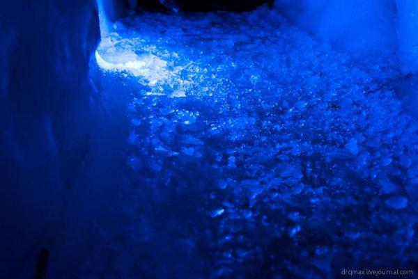 Яркие фото из глубин белоснежных ледников. Лучшие фото ледников мира! - №11