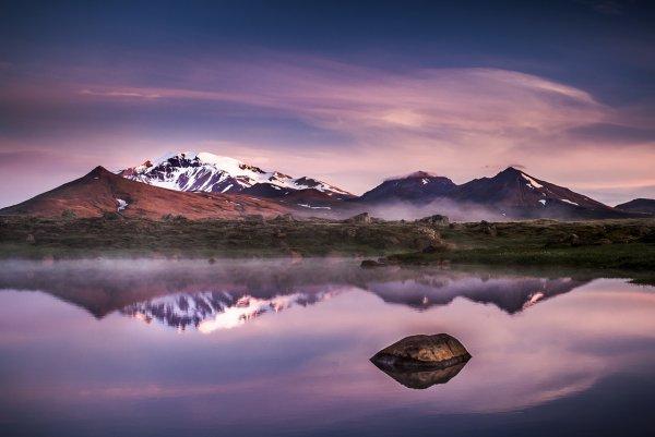 Восхитительные фото пейзажи из Германии. Andreas Wonisch - №13