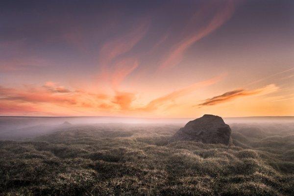 Восхитительные фото пейзажи из Германии. Andreas Wonisch - №17