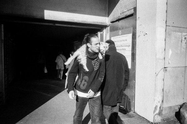 """Черно-белые фото Алины Тарабариновой: """"Фотография - это диалог"""" - №18"""