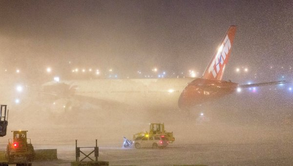 Фото: REUTERS/ Andrew Kelly - аномальная погода в мире