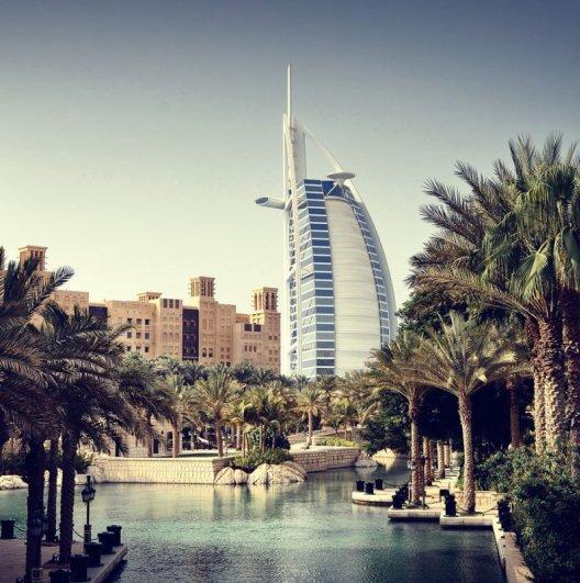 Путешествие фотографа к достопримечательностям Дубая - №1