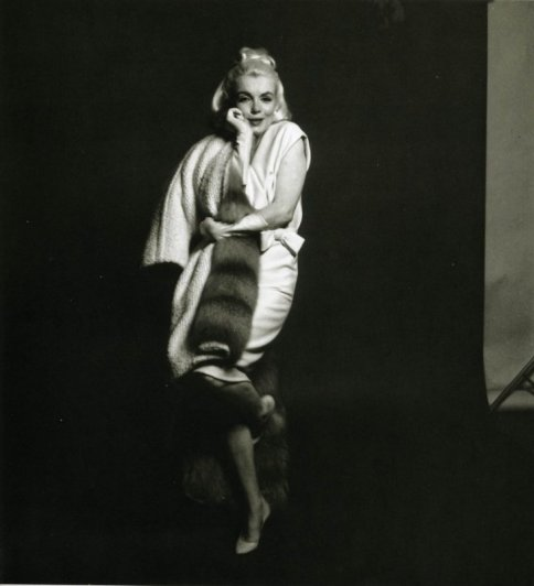 Последние фото знаменитости - Мэрилин Монро - №1